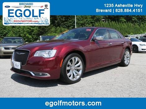 New & Used Chrysler in Egolf Motors
