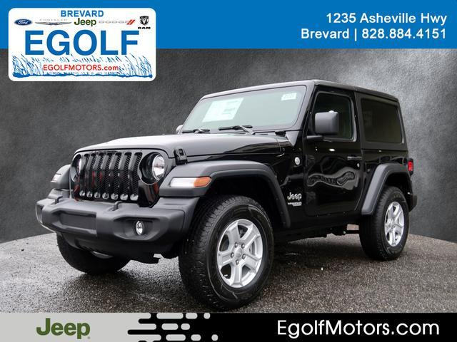 New & Used Jeep Wrangler in Egolf Motors