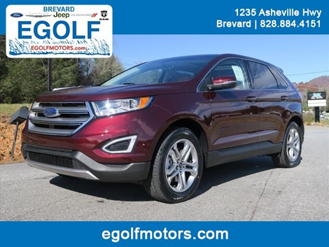 New & Used Ford in Egolf Motors