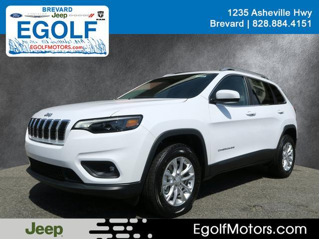 New & Used Jeep Cherokee in Egolf Motors