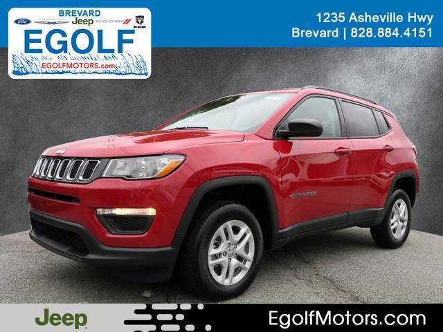 New & Used Jeep Compass in Egolf Motors