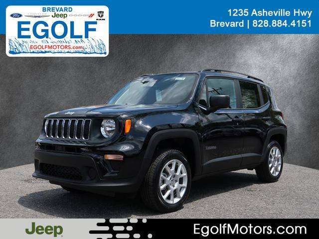 New & Used Jeep Renegade in Egolf Motors